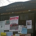 Know your local noticeboards