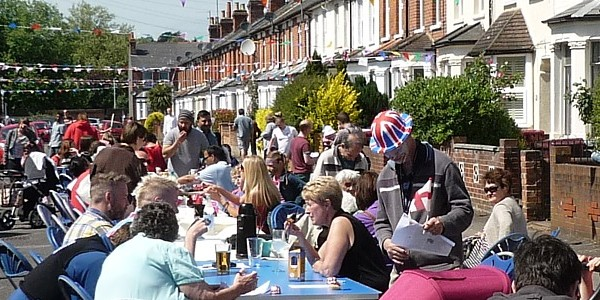 Street Party Workshops across Reading