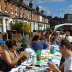 Thinking of holding a street party? Free road closures available this summer