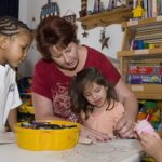 30 hours of free childcare available