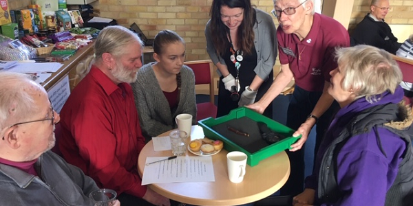 New Community Memory Café Offers Welcoming Safe Space in Southcote