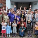 South Reading Community Hub celebrates its first birthday