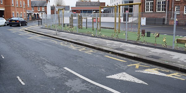 School Streets scheme proposed