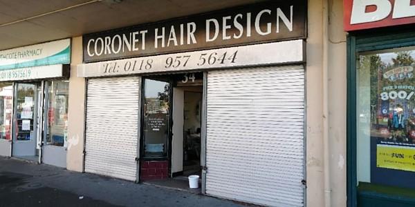 Shop to let – 34 Coronation Square