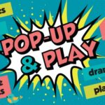 Pop-up and play – free summer holiday activities for kids